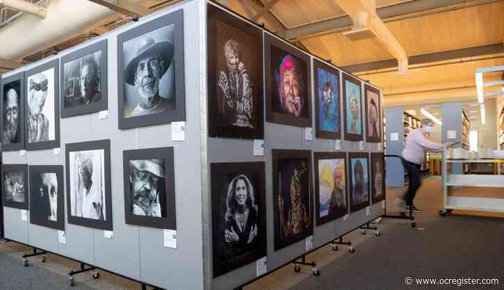 Art of growing old reflected in annual photo exhibit