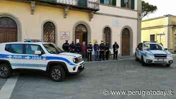 San Giustino, la polizia municipale è stata potenziata: arriva la nuova Jeep - PerugiaToday