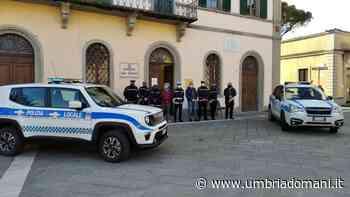 San Giustino, ampliata la flotta di veicoli della Polizia Locale - Umbriadomani