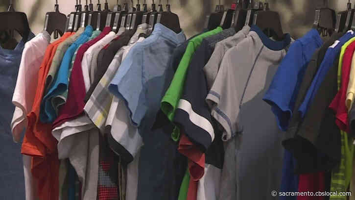 Free Clothing Closet For Students Opens At Sunrise Mall