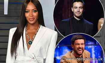 Naomi Campbell confronted Jack Whitehall for calling Liam Payne her 'squeeze' at the BRITs