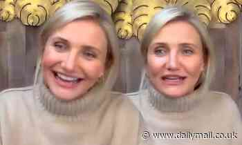 Cameron Diaz says her 11-month-old daughter Raddix has 'never had puree'