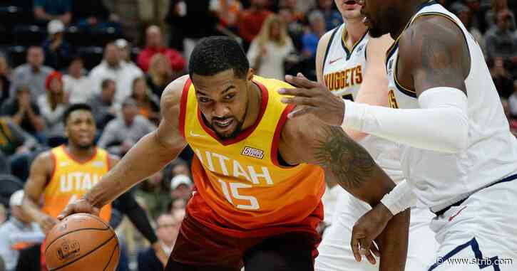 Utah Jazz open free agency by retaining Jordan Clarkson, bringing back Derrick Favors