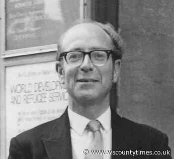 Tribute to Horsham musician and architect Brian Harmsworth - West Sussex County Times