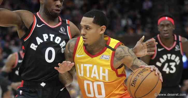 Jordan Clarkson agrees to 4-year, $52 million deal to stay with Utah Jazz