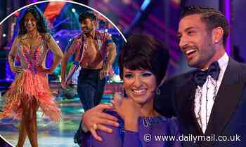 Strictly's Ranvir Singh insists there is no romance for her and Giovanni Pernice
