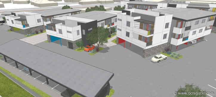 Fountain Valley helps start 50-unit affordable apartment project
