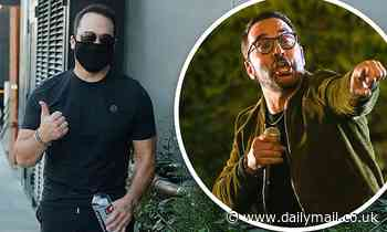 Jeremy Piven, 55, shows off toned physique after headlining cancer charity event with stand-up act