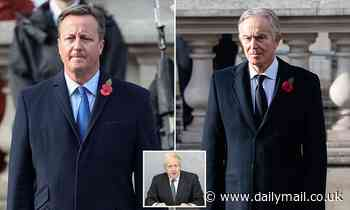 David Cameron and Tony Blair warn  foreign aid spending cuts are a 'profound strategic mistake'
