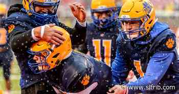 Orem holds off Timpview 26-13, wins 5A football title and its fourth straight state championship