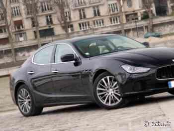 Seine-et-Marne. Car jacking à Brie-Comte-Robert : la Maserati retrouvée et un suspect interpellé - actu.fr
