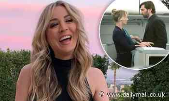 Kaley Cuoco reveals she is 'horrified' by the idea of the Mile High Club