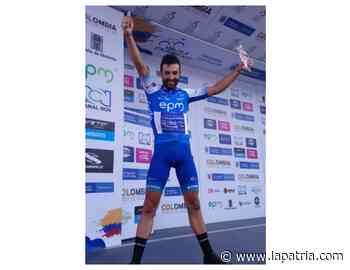 El caldense Yeison Rincón, de Supergiros Alcaldía de Manizales Gobernación de Caldas, ganó la sexta etapa de la Vuelta a Colombia - La Patria.com