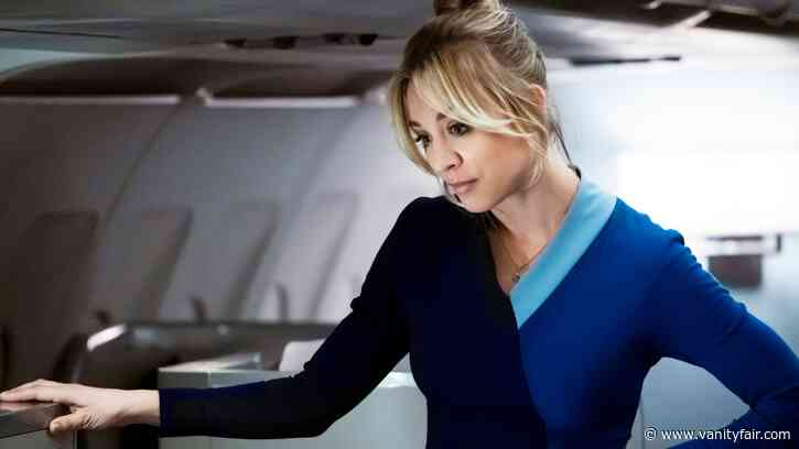 The Flight Attendant, Starring Kaley Cuoco, Is an Enormously Fun Romp - Vanity Fair