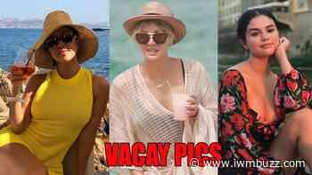 Kim Kardashian, Kaley Cuoco, Selena Gomez's Vacay Pictures Will Make You Want To Plan A Road Trip - IWMBuzz