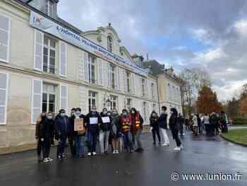 Grève à l'hôpital de Villiers-Saint-Denis dans le sud de l'Aisne - L'Union