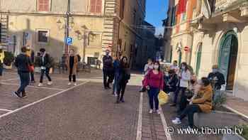 Fiano Romano - Stamattina ancora proteste per la scuola - Tiburno.tv - Tiburno.tv