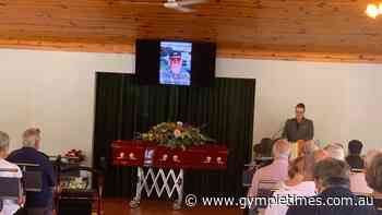 Island icon farewelled in moving service at Maryborough - Gympie Times