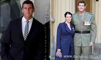 War hero Ben Roberts-Smith could be stripped of his Victoria Cross