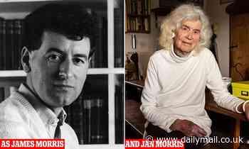 RICHARD KAY: Why Jan Morris really was the boldest adventurer