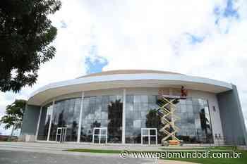 Anfiteatro Municipal de Aparecida tem mais de 85% de obra concluída - Pelo Mundo DF