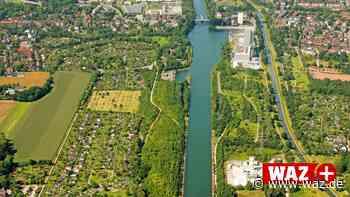 Herne baut zwei neue Brücken über den Rhein-Herne-Kanal - Westdeutsche Allgemeine Zeitung