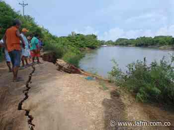 Poblaciones incomunicadas en Lorica y San Pelayo por erosión en río Sinú - La FM