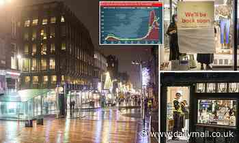 Coronavirus UK: Road blocks NOT set up on Scotland-England border