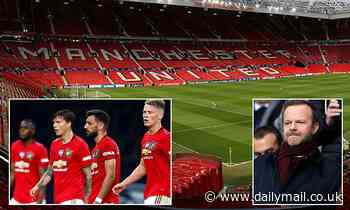 Manchester United victims of CYBER ATTACK in 'sophisticated operation by organised criminals'