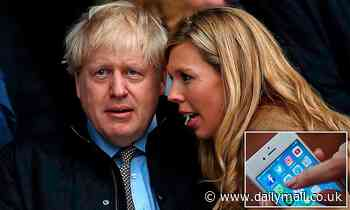 Is Boris Johnson running UK by WhatsApp, prompted by Carrie Symonds?
