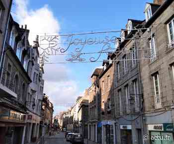 Pourquoi des décorations de Noël installées si tôt à Guingamp ? - L'Echo de L'Argoat
