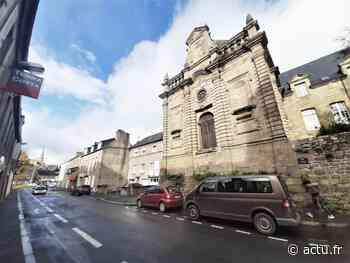 Guingamp : pourquoi cette porte, à plus de trois mètres au-dessus de la route ? - L'Echo de L'Argoat