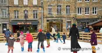 Y aura-t-il une patinoire à Guingamp cet hiver ? - Le Télégramme