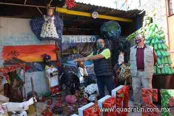 Invita Gobierno de Morelia a conocer Museo SOS - Quadratín - Quadratín Michoacán