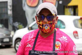 Amigos y aficionados del Morelia lloran a Hugo, dueño de menudería Canaria y asesinado frente a CU - La Voz de Michoacán