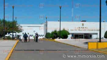Trasladan a normalistas al Cereso Mil Cumbres, en Morelia - MiMorelia.com