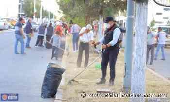 Con el rescate de espacios públicos generamos lugares seguros para Morelia: Juan Carlos Barragán - El Diario Visión