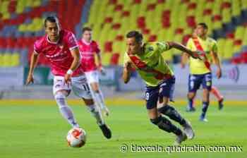 Derrota Atlético Morelia a Tlaxcala y cumple primer objetivo - Quadratín Tlaxcala