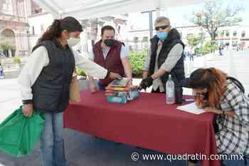 Mantiene Gobierno de Morelia llamado de solidaridad en pro de Tabasco - Quadratín - Quadratín Michoacán