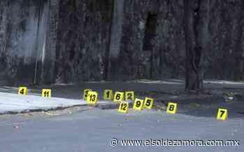 Morelia y Zamora, en el top de homicidios en México - El Sol de Zamora