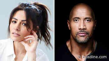 'Black Adam' Starring Dwayne Johnson Adds Sarah Shahi To Cast - Deadline
