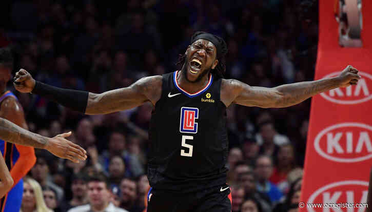 Montrezl Harrell leaves Clippers for Lakers, agreeing to two-year deal