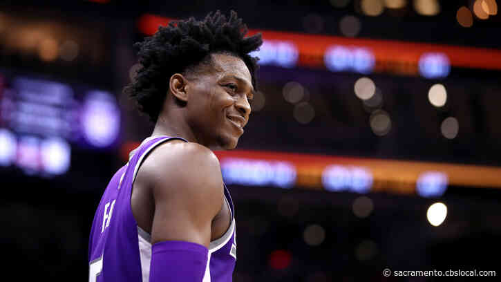 De'Aaron Fox Agrees To 5-Year, $163M Max Extension With Kings, Reports Say