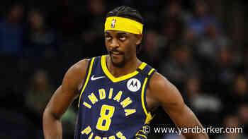 Justin Holiday, Pacers agree to three-year, $18M deal
