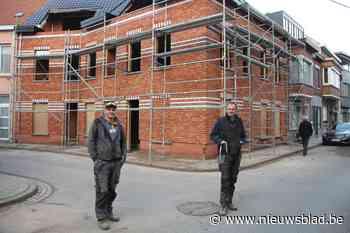 Nieuwbouw keert terug naar architectuur van een eeuw geleden