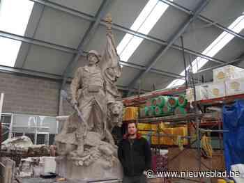Na twee jaar krijgt Lede weer standbeeld