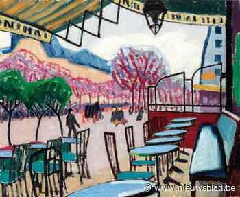Werk uit Corsica kan 300.000 euro kosten bij Galerie De Vuyst