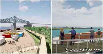 A Group Wants Montreal To Have Its Very Own 'High Line' Along The River (VIDEO) - MTL Blog