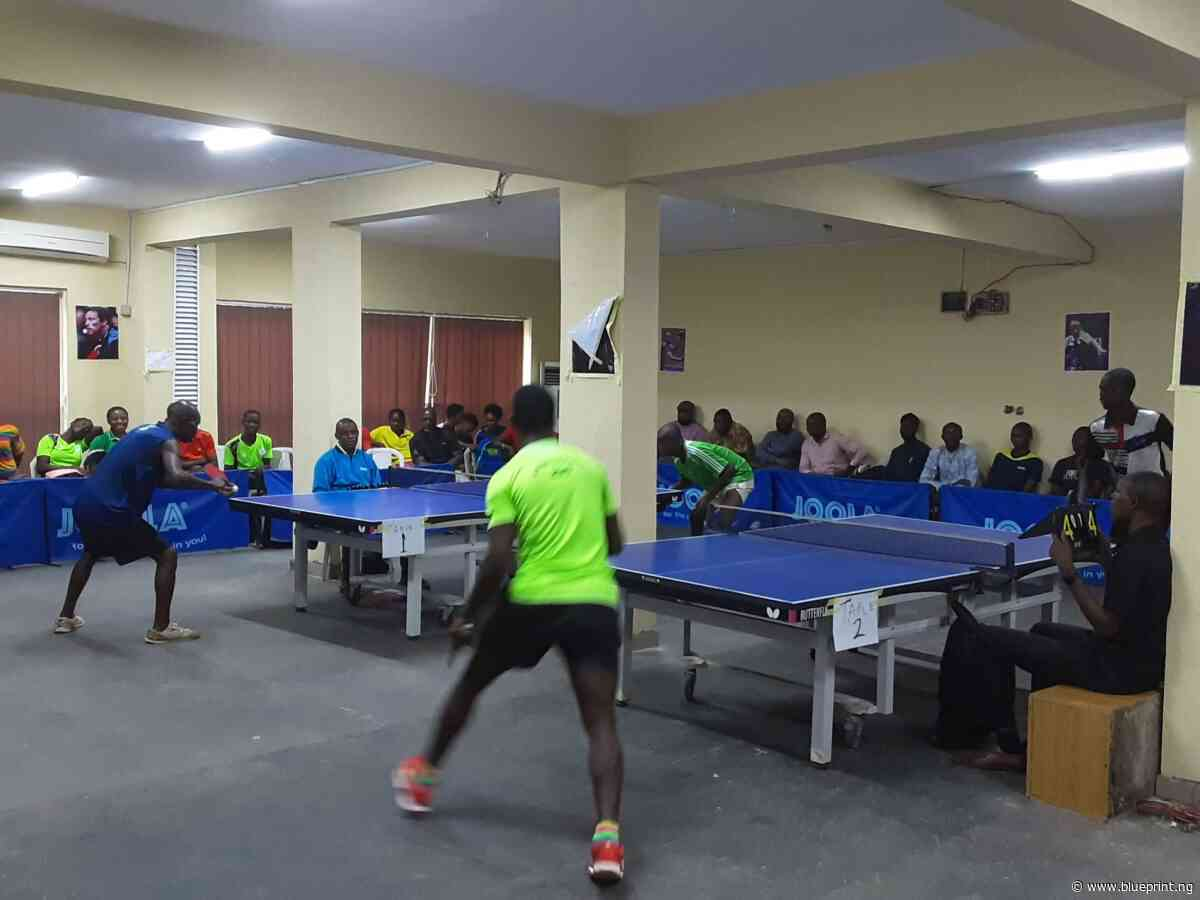 Abuja Table Tennis club set to dole out 'big cash' as curtains fall on invitational tourney - Blueprint newspapers Limited
