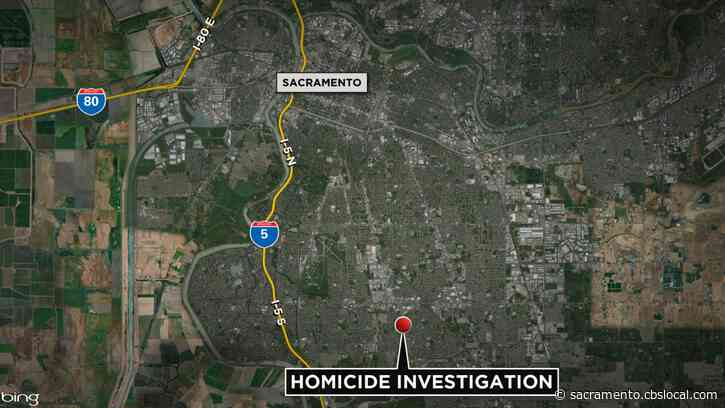 Police Investigating After Man Found Dead In South Sacramento